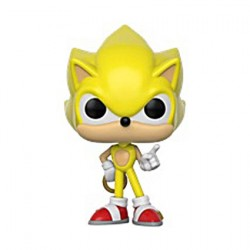 Figuren Pop Games Sonic Super Sonic Limitierte Auflage Funko Figuren Pop! Genf