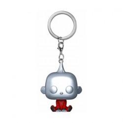 Figurine Pop Porte-clés Disney Les Indestructibles 2 Metallic Jack jack Funko Boutique Geneve Suisse