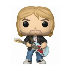 Figuren Pop Music Live and Loud Kurt Cobain Limitierte Auflage Funko Figuren Pop! Genf