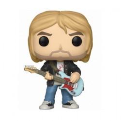 Figurine Pop Music Live and Loud Kurt Cobain Edition Limitée Funko Précommande Geneve