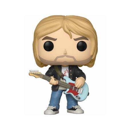 Figur Pop Music Live and Loud Kurt Cobain Limited Edition Funko Geneva Store Switzerland