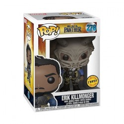 Figuren Pop Marvel Black Panther Killmonger Limitierte Chase Auflage Funko Genf Shop Schweiz