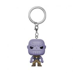Figurine Pop Pocket Porte-clés Avengers Infinity War Thanos Funko Boutique Geneve Suisse