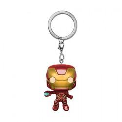 Pop Pocket Porte-clés Avengers Infinity War