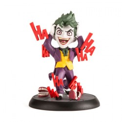 Figurine DC Comics Killing Joke Joker Q-Fig Quantum Mechanix Boutique Geneve Suisse