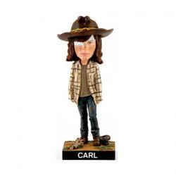 Figurine The Walking Dead Carl Bobble Head en Résine Précommande Geneve