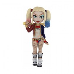 Rock Candy DC Comics Harley Quinn Pink Costume