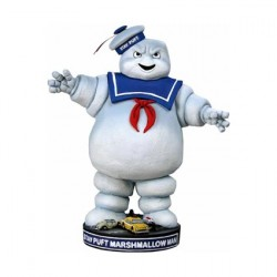 Figurine Ghostbuster Stay Puff Head Knocker Neca Boutique Geneve Suisse