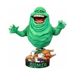 Figurine Ghostbusters Slimer Puff Head Knocker Neca Boutique Geneve Suisse