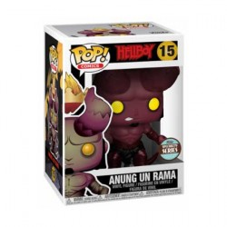 Figurine Pop Hellboy with Crown Edition Limitée Funko Boutique Geneve Suisse