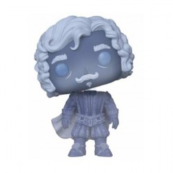 Figurine Pop Harry Potter Blue Translucent Nearly Headless Nick (Rare) Funko Boutique Geneve Suisse