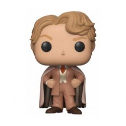Figurine Pop Harry Potter Gilderoy Lockhart Funko Boutique Geneve Suisse
