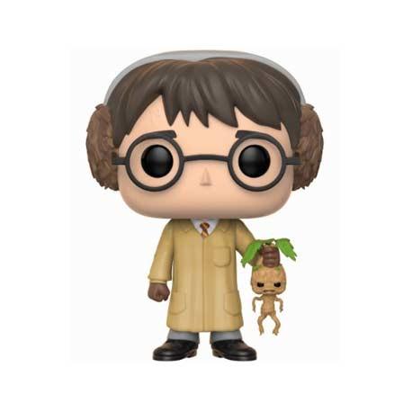 Figurine Pop Harry Potter Harry Herbology Funko Boutique Geneve Suisse