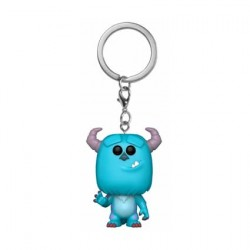 Figuren Pop Pocket Schlüsselanhänger Disney Monster's Inc Sulley Funko Genf Shop Schweiz