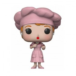 Figurine Pop TV I Love Lucy Factory Lucy Funko Boutique Geneve Suisse