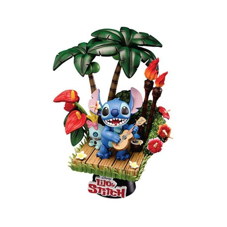 Figurine Disney Select Stitch Diorama Beast Kingdom Boutique Geneve Suisse