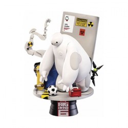 Figur Disney Select Baymax Diorama Beast Kingdom Geneva Store Switzerland