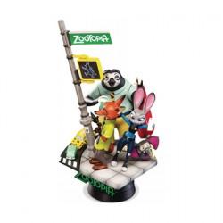 Figurine Disney Select Zootopia Diorama Beast Kingdom Boutique Geneve Suisse