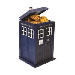 Figur Dr. Who Tardis whit Sounds Plastic Box Geneva Store Switzerland