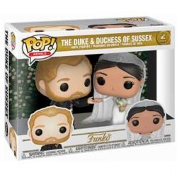 Figuren Pop Celebs Royal Family The Duke and Duchess of Sussex 2 Pack Funko Genf Shop Schweiz