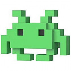 Figuren Pop Games Space Invaders 8 Bit Medium Invader (Selten) Funko Genf Shop Schweiz