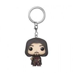 Figurine Pop Porte-clés Le Seigneur des Anneaux Aragorn Funko Boutique Geneve Suisse