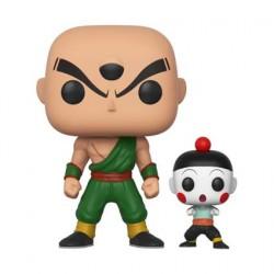 Figuren Pop Dragon Ball Z Chiaotzu und Tien (Rare) Funko Genf Shop Schweiz