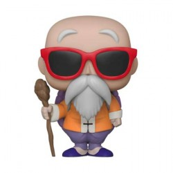 Figurine Pop Dragon Ball Z Master Roshi with Staff Funko Boutique Geneve Suisse