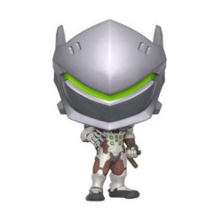 Figurine Pop Overwatch Genji Funko Boutique Geneve Suisse