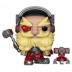 Figurine Pop Overwatch Torbjörn Funko Boutique Geneve Suisse