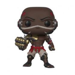 Figurine Pop Overwatch Doomfist Funko Boutique Geneve Suisse