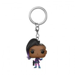 Figurine Pop Pocket Porte-clés Overwatch Sombra Funko Boutique Geneve Suisse