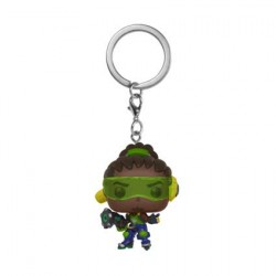 Pop Pocket Porte-clés Overwatch Sombra