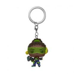 Pop Pocket Schlüsselanhänger Overwatch Sombra