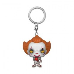 Figurine Pop Pocket Porte-clés Pennywise with Balloon Funko Figurines Pop! Geneve