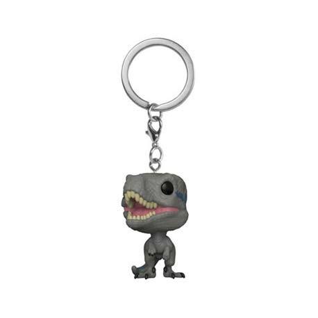 Figur Pop Pocket Keychains Jurassic World Blue Funko Geneva Store Switzerland