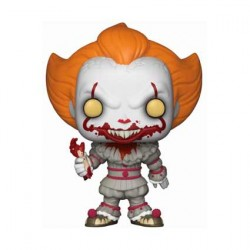 Figurine Pop Movies IT Pennywise with Severed Arm Edition Limitée Funko Boutique Geneve Suisse
