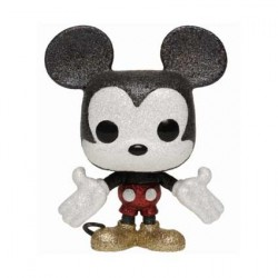 Figur Pop Diamond Disney Mickey Mouse Glitter Limited Edition Funko Geneva Store Switzerland