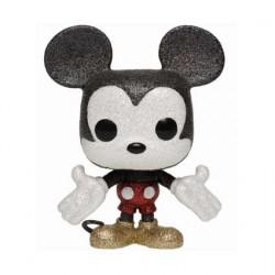 Figurine Pop Diamond Disney Mickey Mouse Glitter Edition Limitée Funko Boutique Geneve Suisse