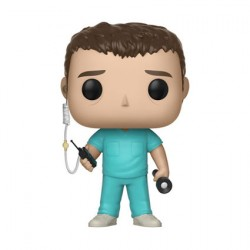 Figurine Pop TV Stranger Things Bob in Scrubs Funko Boutique Geneve Suisse