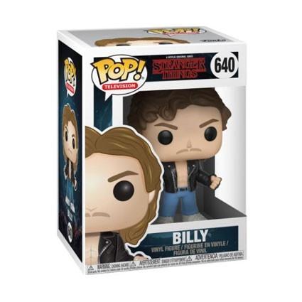 Halloween Pop.Toys Pop Tv Stranger Things Billy At Halloween Rare Funko Swizerl
