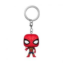 Figurine Pop Pocket Porte-clés Avengers Infinity War Iron Spider Funko Figurines Pop! Geneve