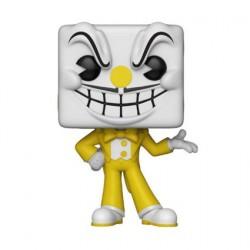 Figuren Pop Games Cuphead King Dice Limitierte Chase Auflage Funko Vorbestellung Genf