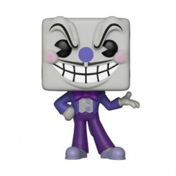 Figurine Pop Games Cuphead King Dice (Rare) Funko Boutique Geneve Suisse