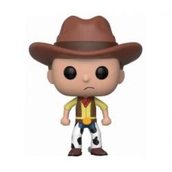 Figurine Pop SDCC 2018 Rick et Morty Western Morty Limitée Funko Boutique Geneve Suisse