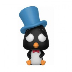 Figurine Pop SDCC 2018 Looney Tunes Playboy Penguin Limitée Funko Figurines Pop! Geneve