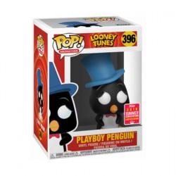 Figurine Pop SDCC 2018 Looney Tunes Playboy Penguin Limitée Funko Boutique Geneve Suisse