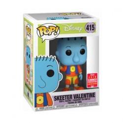 Pop SDCC 2018 Disney Doug Skeeter Valentine Limitée