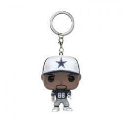 Figuren Pop Pocket NFL Dallas Cowboys Dez Bryant Funko Genf Shop Schweiz