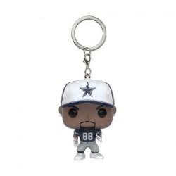 Figurine Pop Pocket Porte-clés NFL Dallas Cowboys Dez Bryant Funko Figurines Pop! Geneve